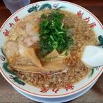 Ramenkairikiya - 特製醤油ラーメン