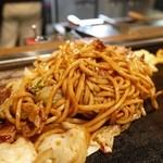 美味しんぼ - 豚の焼きそば(¥700)