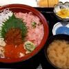 横濱屋本舗食堂 - 料理写真:しあわせ丼(大盛り)