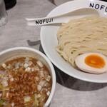らーめん つけ麺 ノフジ - 料理写真:魚介醤油つけ麺