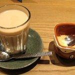 Cafe びすたーれぃ - マサラチャイ