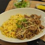 飯屋 J.B - 料理写真:牛カルビチャーハン