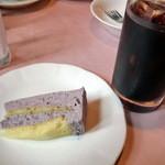 アフラテッロ - デザートとドリンク