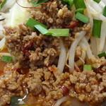 15470945 - 麻辣麺 全部のせ(ミンチアップ)