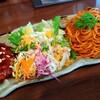 自休自足 - 料理写真:ナポリタンが美味しい