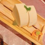 別邸 竹の庵 - 濃厚豆乳の手造り寄せ豆腐
