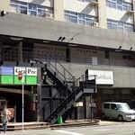グラプレ - 警固西交差点にあるビルの2階です