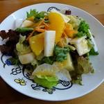 グラプレ - 野菜とフルーツのハーモニーが美味しいサラダ