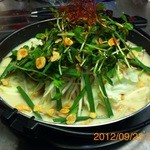宝助 - 牛ホルモン鍋