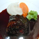 15471859 - 牛ほほ肉の赤ワイン煮