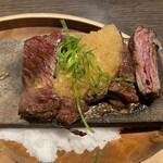 肉牧場 コマツバラファーム - ステーキ