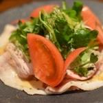 豚公司 堀江 - 豚のカルパッチョ