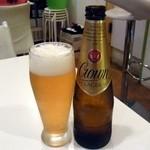 アラウンド - オーストラリアビール「クラウンラガー」