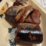 かすみ亭 - さんまの旨煮