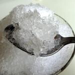 三廼舎 - 氷あづき