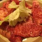 焼肉海鮮 福はら - 料理写真: