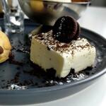 154725512 - オレオチーズケーキ