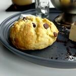 cafe Room - チョコチップスコーン