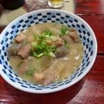 居酒屋 ヤマヤ - モツ煮込み350