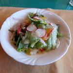 アペティート - 料理写真:サラダ
