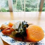 仙岩峠の茶屋 - おでん