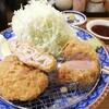 とんかつGOLD - 料理写真:メンチ、上ヒレ