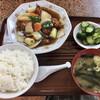 中華丸長 - 料理写真:酢豚定食 850円