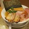 なにわ 麺次郎 - 料理写真:特製 黄金貝らーめん