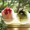 葉山 日影茶屋 - 料理写真:日影茶屋 甘味処 かき氷