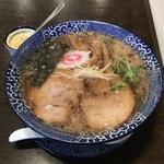 熟成醤油らーめん ヤマト醤店 - 生姜醤油