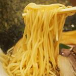 154739703 - 特製 黄金貝らーめん(麺)