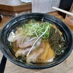 麺哲 - 薄口肉醤油