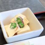 ロッシー - 豆腐の和風サラダ
