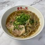 えぞっ子 - 料理写真:みそラーメン