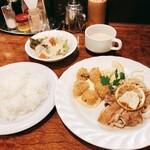 Hibio - 日替りランチ 1000円