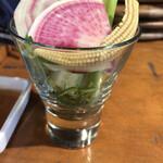 ベヂロカ - サラダバーのサラダ