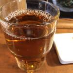 ベヂロカ - ドリンクバーのウーロン茶