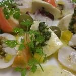ビストロ じゅん - 季節料理 水蛸