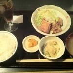 和食居酒屋 酒彩 暖味 - 鶏南蛮定食¥680