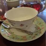 煎豆茶館 杣 - ハーブティー  600円