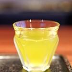 きう - 水出しの冷たい緑茶