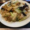 芳園 - 料理写真:五目焼きそば 960円