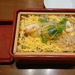 御鮓所 醍醐 - 蒸し寿司上