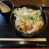 錦水 - 料理写真:冷やしたぬきそば 650円 2021.