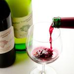ロカンダ - ワイン用のぶどうを使用したプレミアムな「ぶどうジュース」。