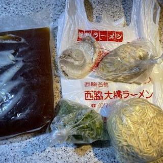 西脇大橋ラーメン - 料理写真: