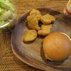 マクドナルド - 料理写真:フィレオフィッシュ、チキンマックナゲットハッピーセット