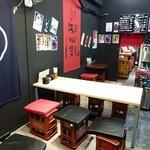 立ち寿司 - 店内