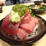 立ち寿司 - マグロ