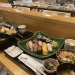 鮨 くろさき - * 寿司御膳 2,530円 ×2